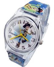 迪士尼 玩具總動員 胡迪休閒錶(大)