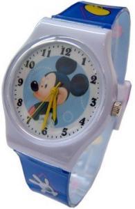 迪士尼 活潑米奇休閒錶(大)