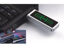 彩色發光獨特酷炫鏡面USB隨身碟