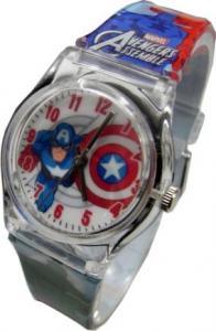 Marvel 復仇者聯盟 美國隊長休閒錶2(大)
